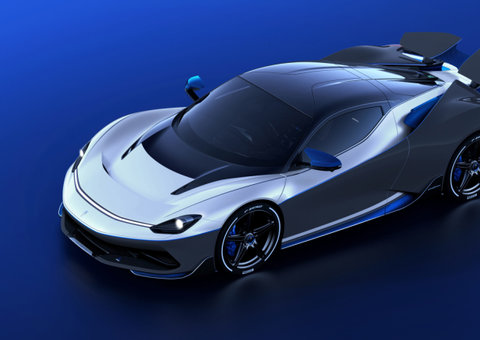 Pininfarina's Battista Anniversario GT is a US$3-million luxury hypercar