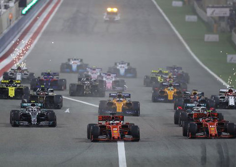 Bahrain's F1 Grand Prix will have no fans, take place behind closed doors