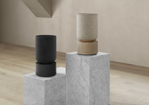 Bang & Olufsen Beosound Balance is a posh smart-speaker