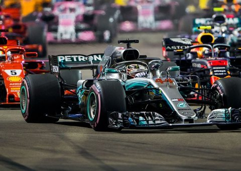 F1 teams looking to provide 20,000 ventilators in coronavirus relief effort