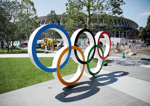 This is the new 2021 start date for the Tokyo Olympics