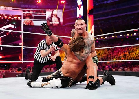 WWE Network now available in the Middle East
