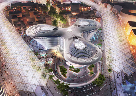This is the new official start date for Expo 2020 Dubai