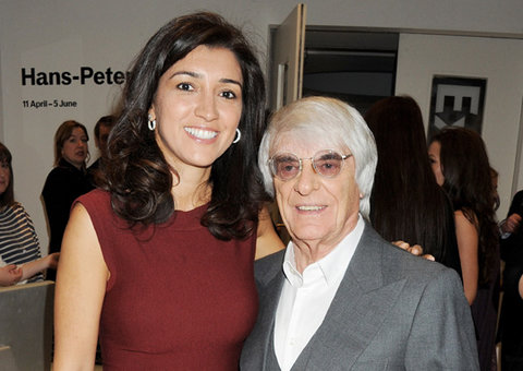 Former F1 mogul Bernie Ecclestone to become a father for the fourth time at 89