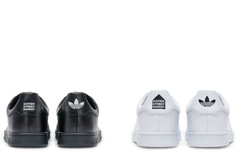 Dover Street Market and Adidas reimagine the Stan Smith sneaker