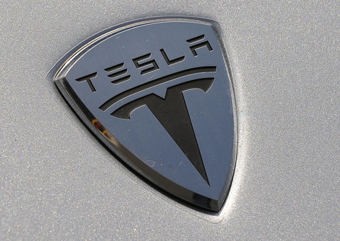 Tesla has made a ventilator out of old car parts