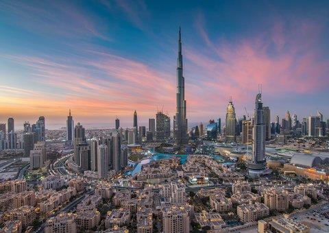 New video shows Dubai devoid of life
