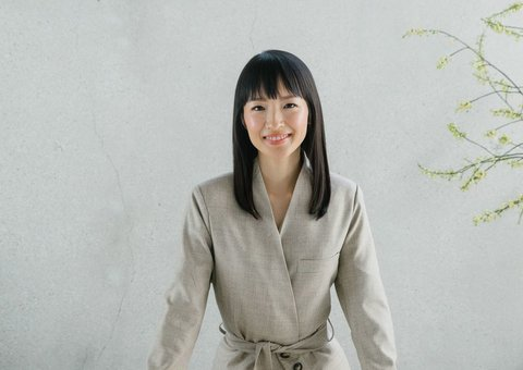 Marie Kondo is here to bring joy - even while in quarantine