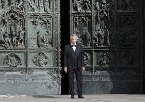 Heartbreaking but beautiful: Millions watch Andrea Bocelli's #MusicForHope Milan concert