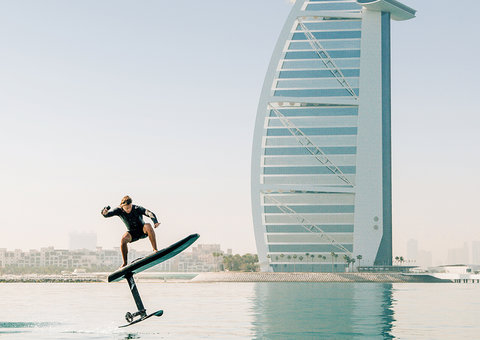 Is eFoiling the future of watersports. Let's find out