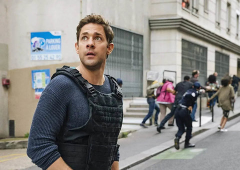 Is John Krasinski the new Reed Richards in Fantastic Four reboot?
