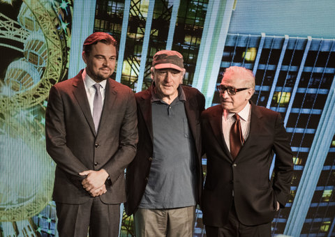 DiCaprio and De Niro join forces to fight COVID-19