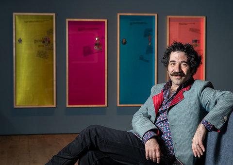 Artist Michael Rakowitz on Iraq's painful past and it's bright future