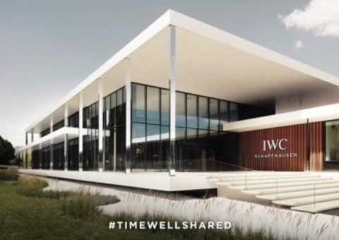 IWC brand ambassadors to read The Little Prince to support Save the Children foundation