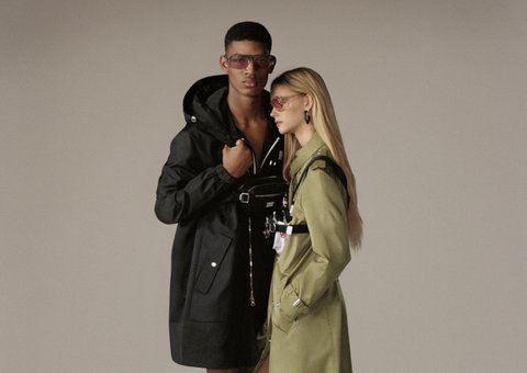 Burberry launches eco-friendly capsule collection