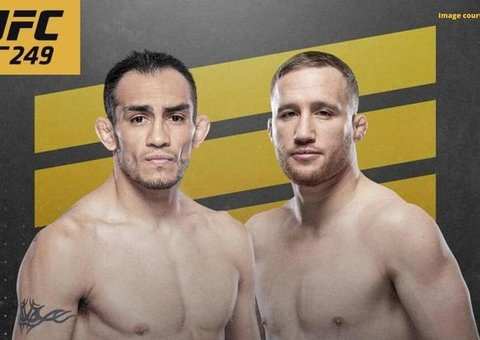 Watch the first promo for the UFC 249 fight set to take place during Covid-19 lockdown