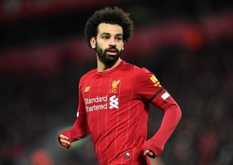 Mohamed Salah now trains at 3am as the Liverpool star fasts Ramadan