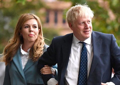UK Prime Minister Boris Johnson welcomes baby boy