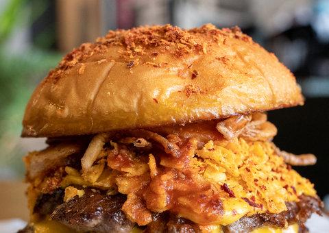 Dubai has a monstrous new burger named after Bill Murray