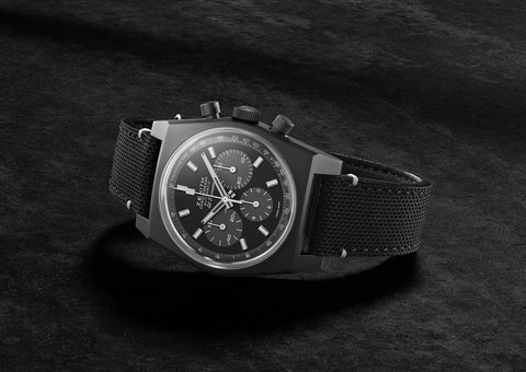 Zenith revives 70's prototype for new Shadow watch