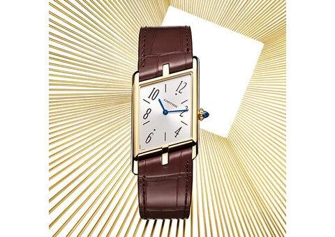 Cartier Privé reveals Tank Asymétrique watch