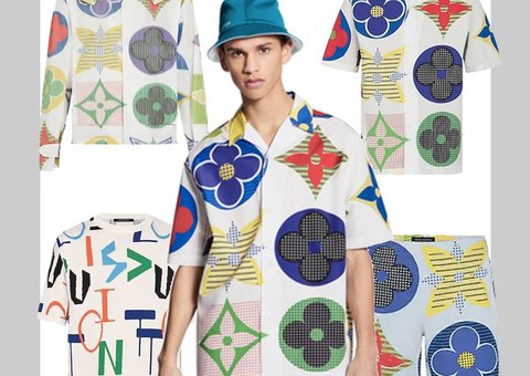 Summer is open for business with Louis Vuitton's latest capsule
