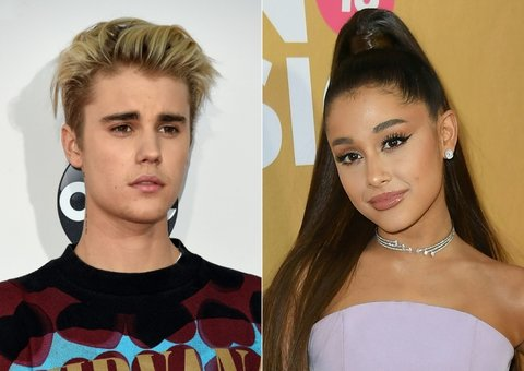 Arianna Grande and Justin Bieber release charity single