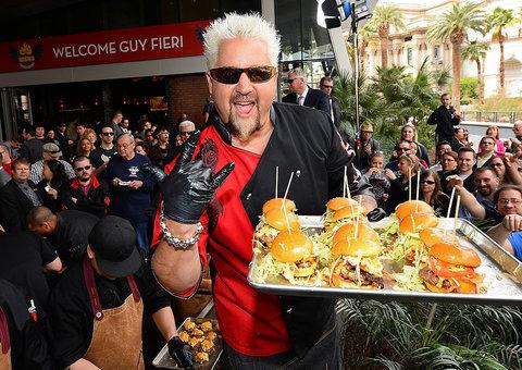 Celebrity chef Guy Fieri raises over $20 million for struggling restaurant workers