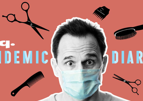 """Pandemic Diaries: """"I went to the barber during coronavirus lockdown and the haircut feels better than ever"""""""