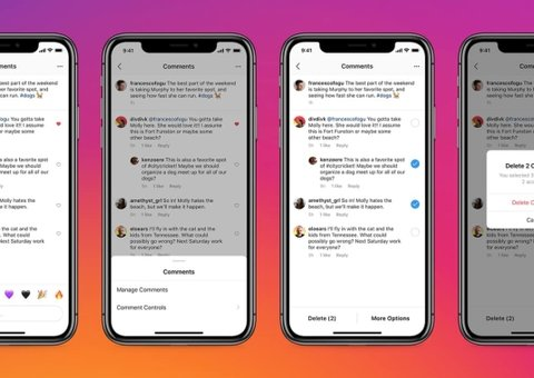 You can now bulk delete Instagram comments