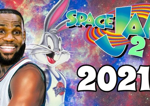 A Space Jam sequel is coming in 2021 with LeBron James and Bugs Bunny