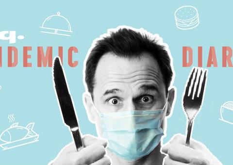 "Pandemic Diaries: ""A surreal visit to a Dubai restaurant post-lockdown"""