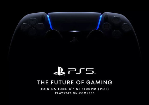 Sony's PS5 big reveal planned for June 4