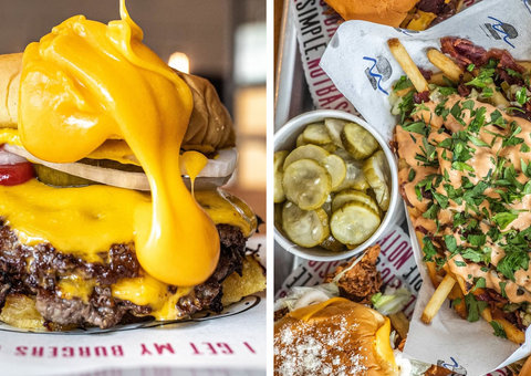 Pickl Review: one of the city's top burger joints now does delivery