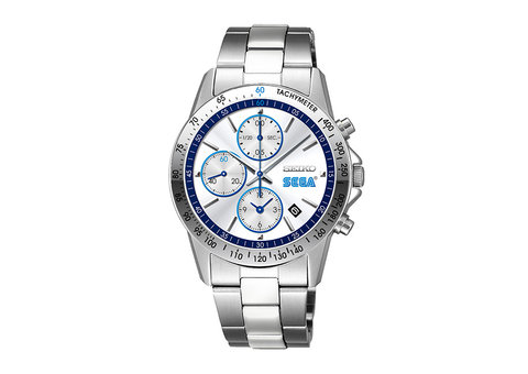 Seiko celebrates SEGA's 60th anniversary with new collaboration