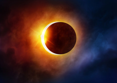 UAE will see a solar eclipse next Sunday