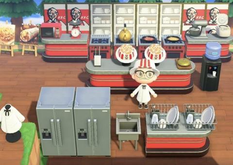 KFC just put a restaurant inside a video game