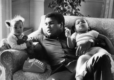 Everything you need to know about fatherhood…in Muhammad Ali quotes