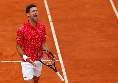 Nick Kyrgios slams Novak Djokovic for being 'irresponsible' after testing positive for coronavirus