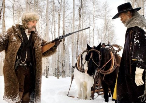 Quentin Tarantino stormed out of meeting over releasing 'The Hateful Eight' on iPhone