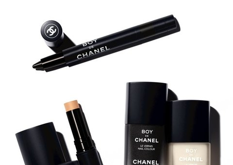 Chanel to expand its men's makeup line