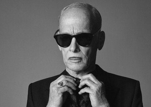 Saint Laurent unveil 80s movie director John Waters as its new face