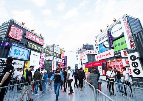 Dubai's street style festival SoleDXB has cancelled its 2020 edition