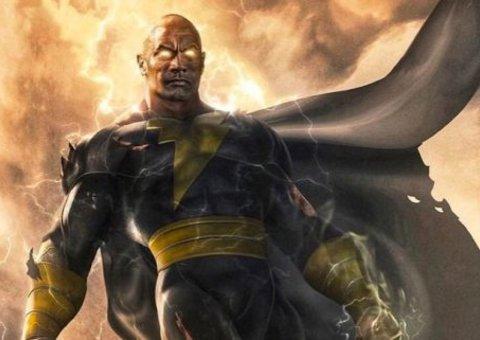 Dwayne Johnson to play ancient Egyptian anti-hero 'Black Adam'