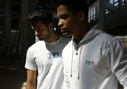 Jordanian designer Fares El Masri launches '759' streetwear brand