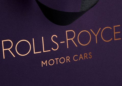Is Rolls-Royce cool now? New logo suggests it's trying to be