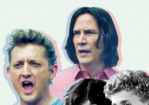 Review: Bill and Ted Face the Music