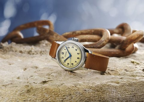 Longines new watch puts you in the captain seat