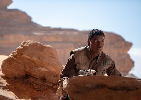Star Wars: The Rise of Skywalker has landed on OSN