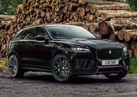 Move aside Bentley; Lister just made the world's fastest SUV